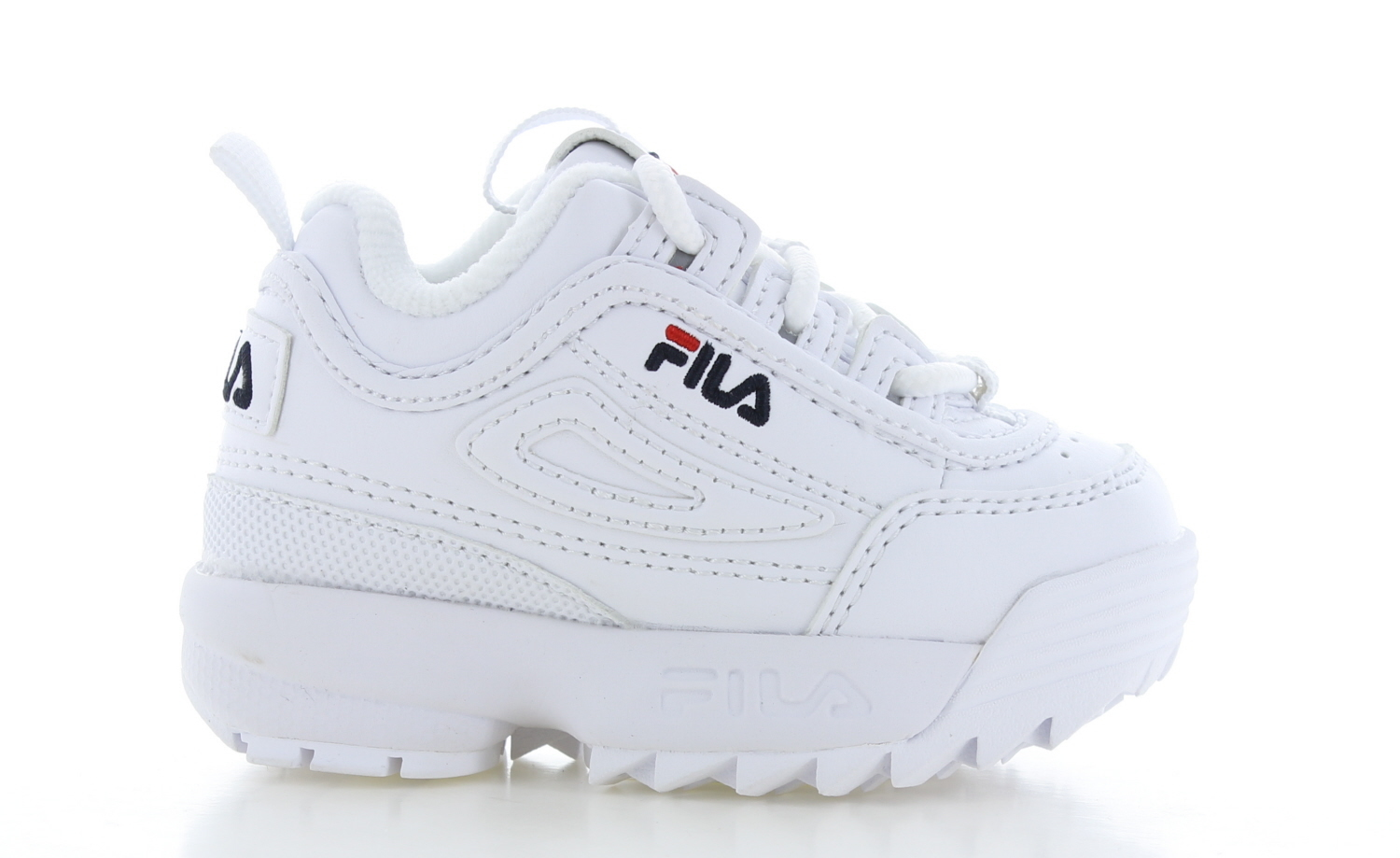 Fila Disruptor Infants Wit Peuters