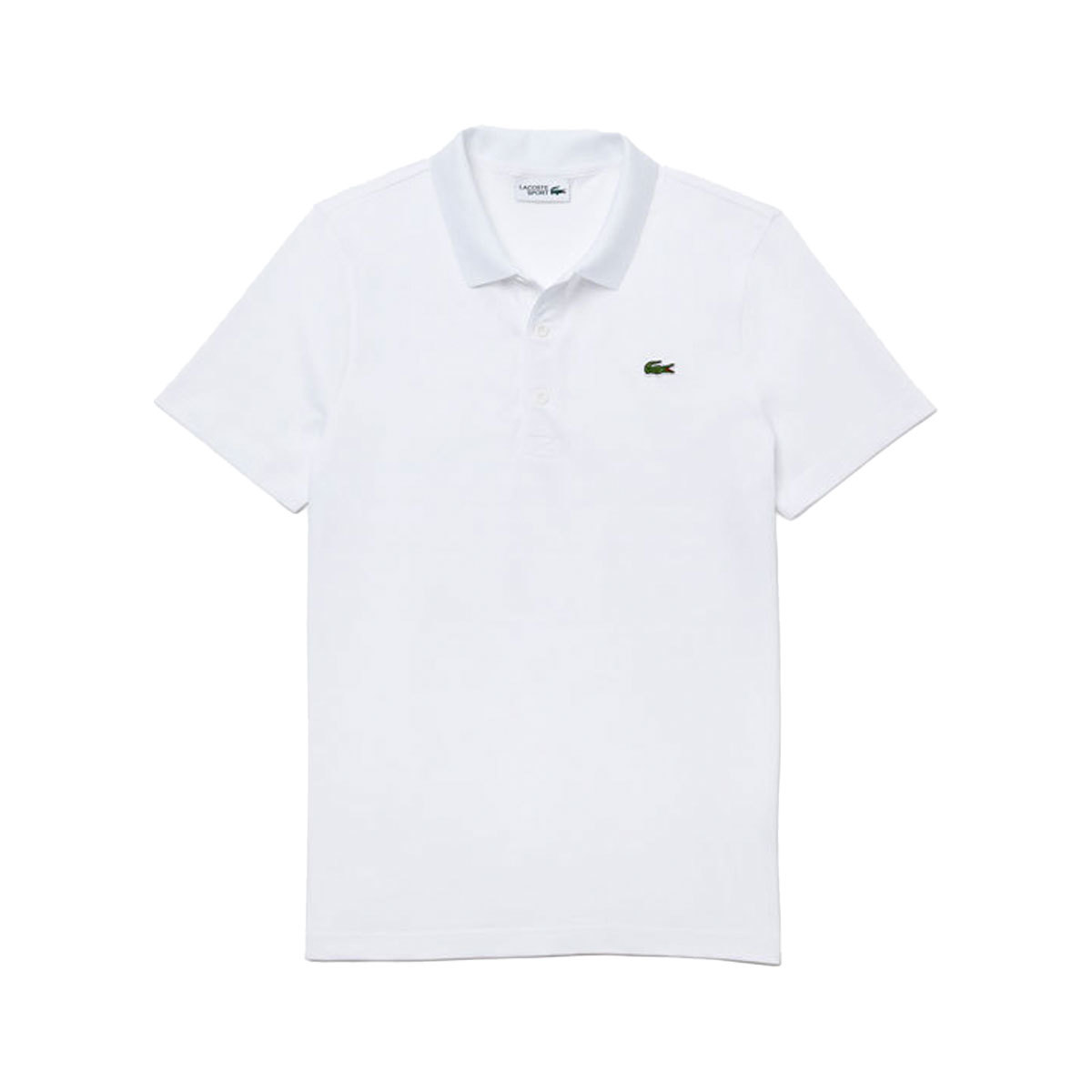 Lacoste Polo Wit Heren