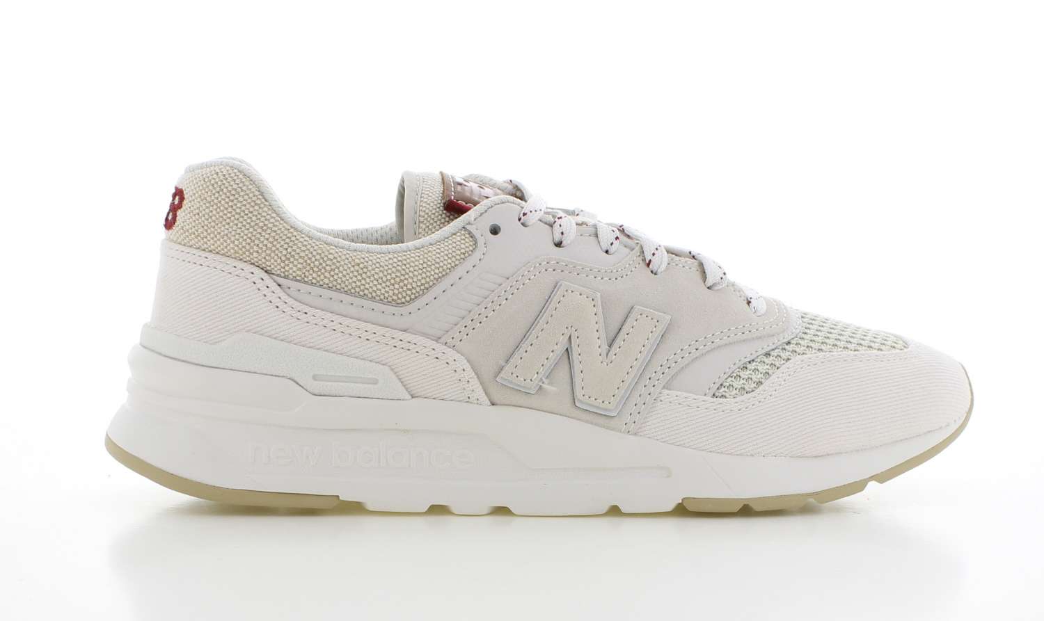 New Balance 997 Wit/Beige Heren