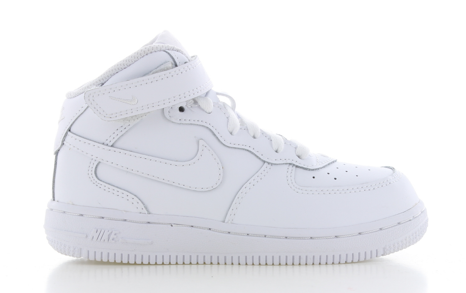 Nike Air Force 1 Mid Wit Baby
