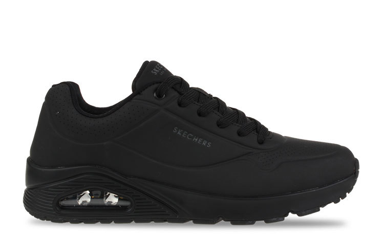 Skechers Uno Stand On Air Zwart Heren