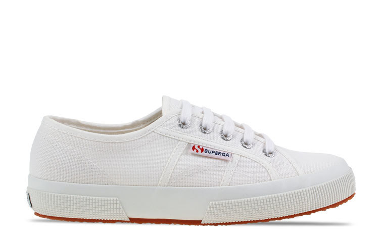 Superga 2750 Wit Dames