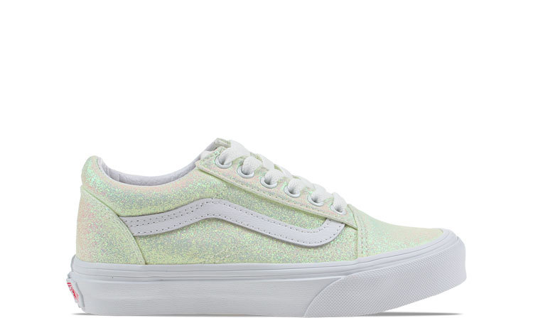 Vans Old Skool Wit Kinderen