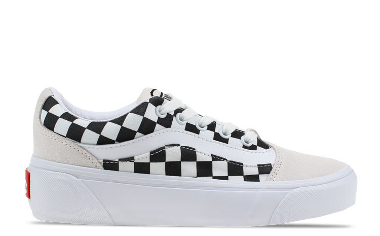 Vans Shape Wit Dames