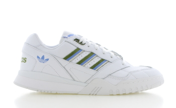 adidas A.R. Trainer Wit/Groen Dames