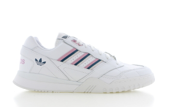 adidas A.R. Trainer Wit/Roze Dames