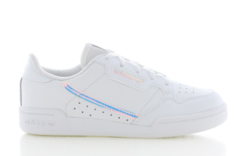 adidas Continental 80 Wit/Holographic Kinderen