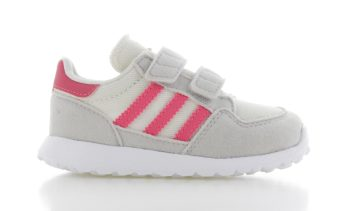 adidas Forest Grove CF I Wit Peuters