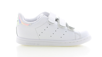 Adidas Stan Smith CF I White Metallic BABY
