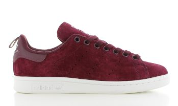 adidas Stan Smith Maroon Bordeaux White MEN