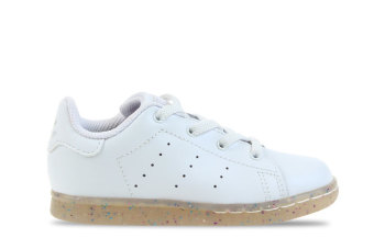 adidas Stan Smith Wit/Glitter Peuters
