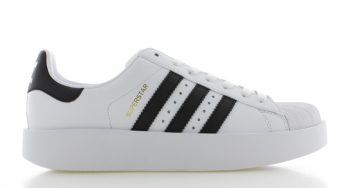 adidas Superstar Bold Platform White Dames