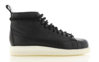 adidas Superstar Boot Zwart Dames