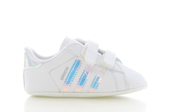 adidas Superstar Crib Wit/Holographic Baby's