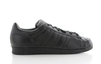 Adidas Superstar Glossy Toe Black WMNS
