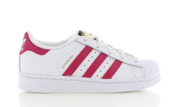 Adidas Superstar Pink Lace KIDS