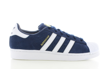 Adidas Superstar Suede Navy MEN