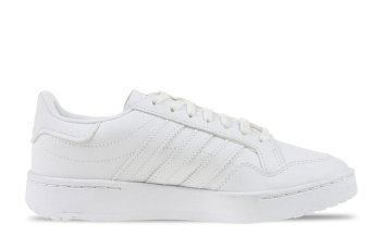 adidas Team Court J Wit