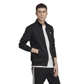 adidas Trefoil Essentials Trainingsjack Zwart
