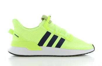 adidas U_Path Run Geel Heren