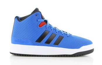 Adidas Veritas Mid K Black Blue GS