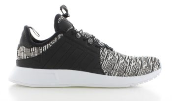 adidas X_PLR Black White Knit WMNS