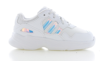 adidas Yung-96 Wit/Holographic Peuters