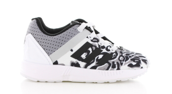 Adidas ZX Flux White Animal BABY