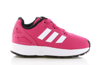 Adidas ZX Flux White Pink Baby
