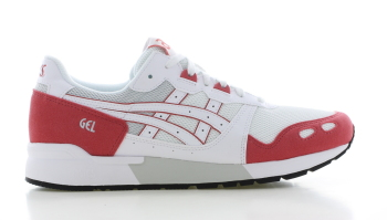 ASICS Gel-Lyte Wit/Rood Heren