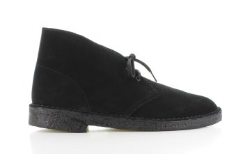 Clarks Desert Boot Black Heren