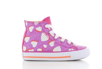Converse All Star High Magenta Glow Baby