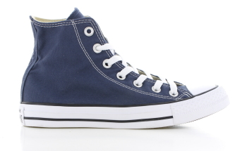 Converse All Star High Navy/Wit Dames