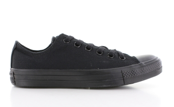 Converse All Star Low OX Zwart/Zwart Dames