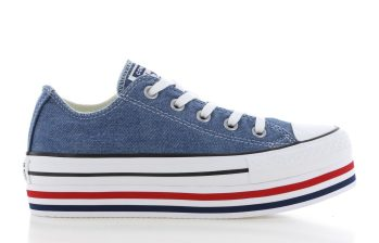Converse Chuck Taylor All Star Blauw Dames