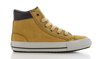 Converse Chuck Taylor All Star Boots On Mars Hi Geel Kinderen