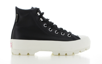Converse Chuck Taylor All Star Lugged Winter Zwart/Wit Dames