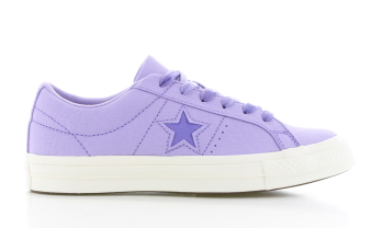 Converse One Star Ox Paars Dames
