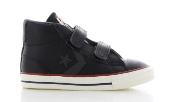 Converse Star Player Black Baby