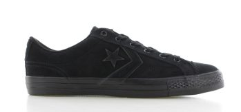 Converse Star Player Ox Zwart/Zwart Heren