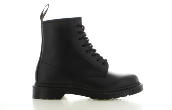 Dr Martens 1460 Monochrome Smooth Zwart Dames
