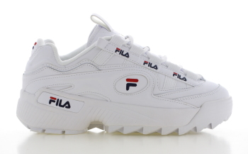 Fila D-Formation Wit Dames