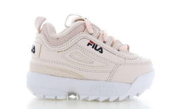 Fila Disruptor Infants Roze Peuters