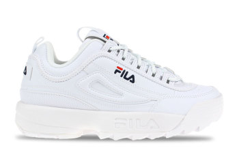 Fila Disruptor Low Wit Dames