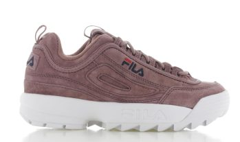Fila Disruptor S Low Oud Roze Dames