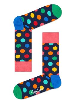 Happy Socks Big Dot Sock Dames