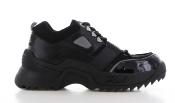 Karl Lagerfeld Quest Hiker Lace Zwart Dames
