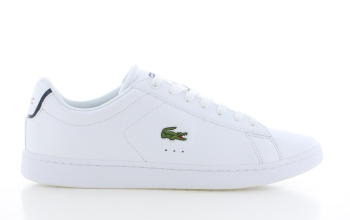 Lacoste Carnaby Evo BL1 Wit Heren