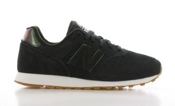 New Balance 373 Donkergroen Metallic Dames