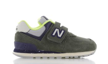 New Balance 574 Groen Peuters